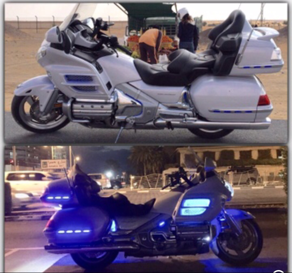 Honda Gold Wing Motorcycles And Trike