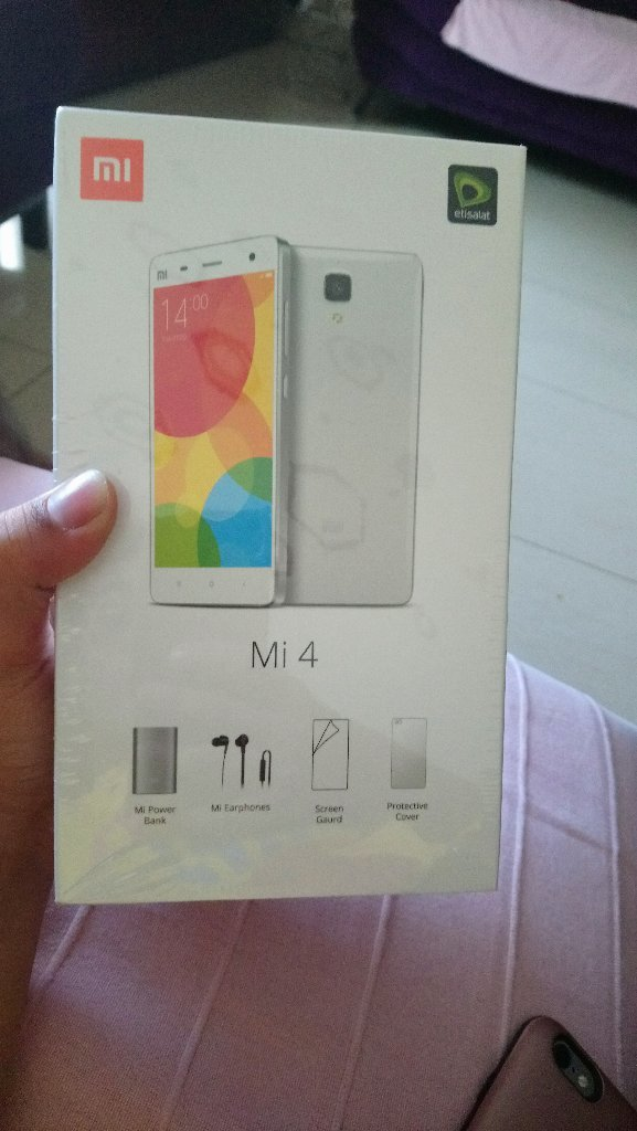 Mi4 new (unwanted gift) 16gb
