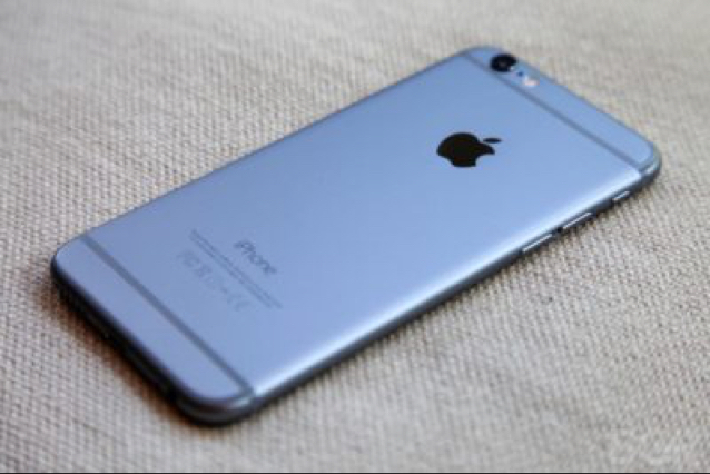 iPhone 6 64gb Silver Coulor