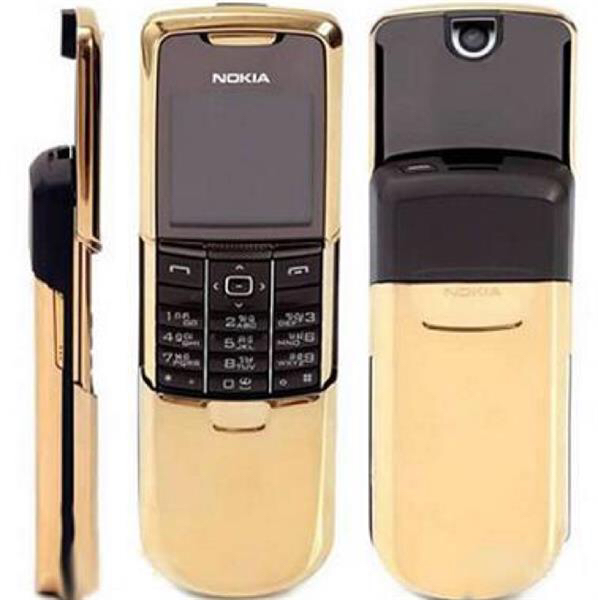 New ( Nokia 8800 ) Gold Edition