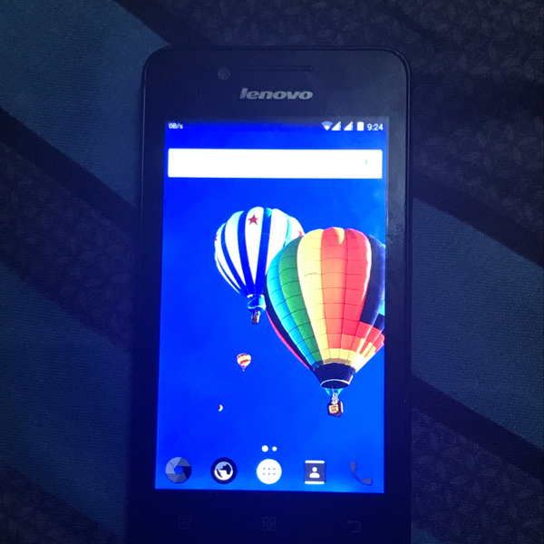Lenovo A319 Perfect condition Only Mobile