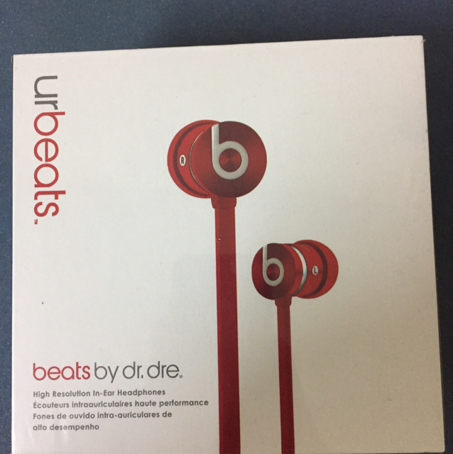 Beats Earphone For Sale Box Piece Brand New Original