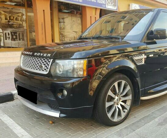 Range Rover (Supercharged)