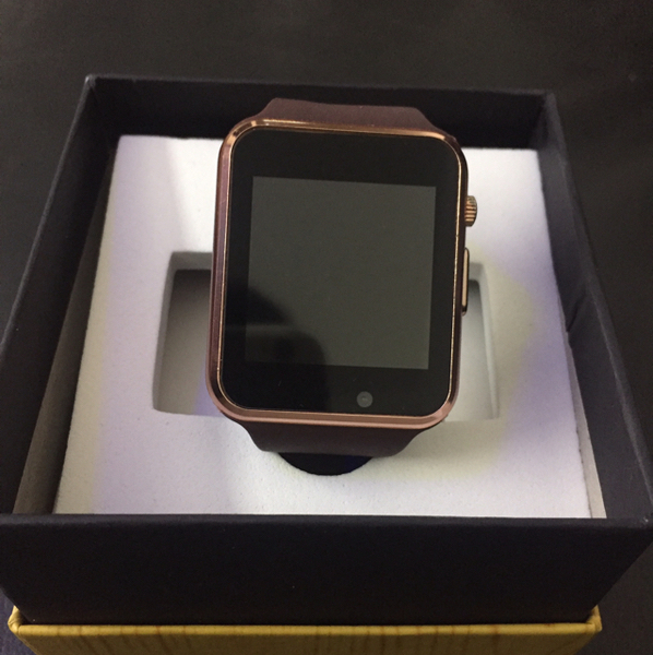 Amazing Smart Watch ⌚️ Supports SIM and Memory Card
