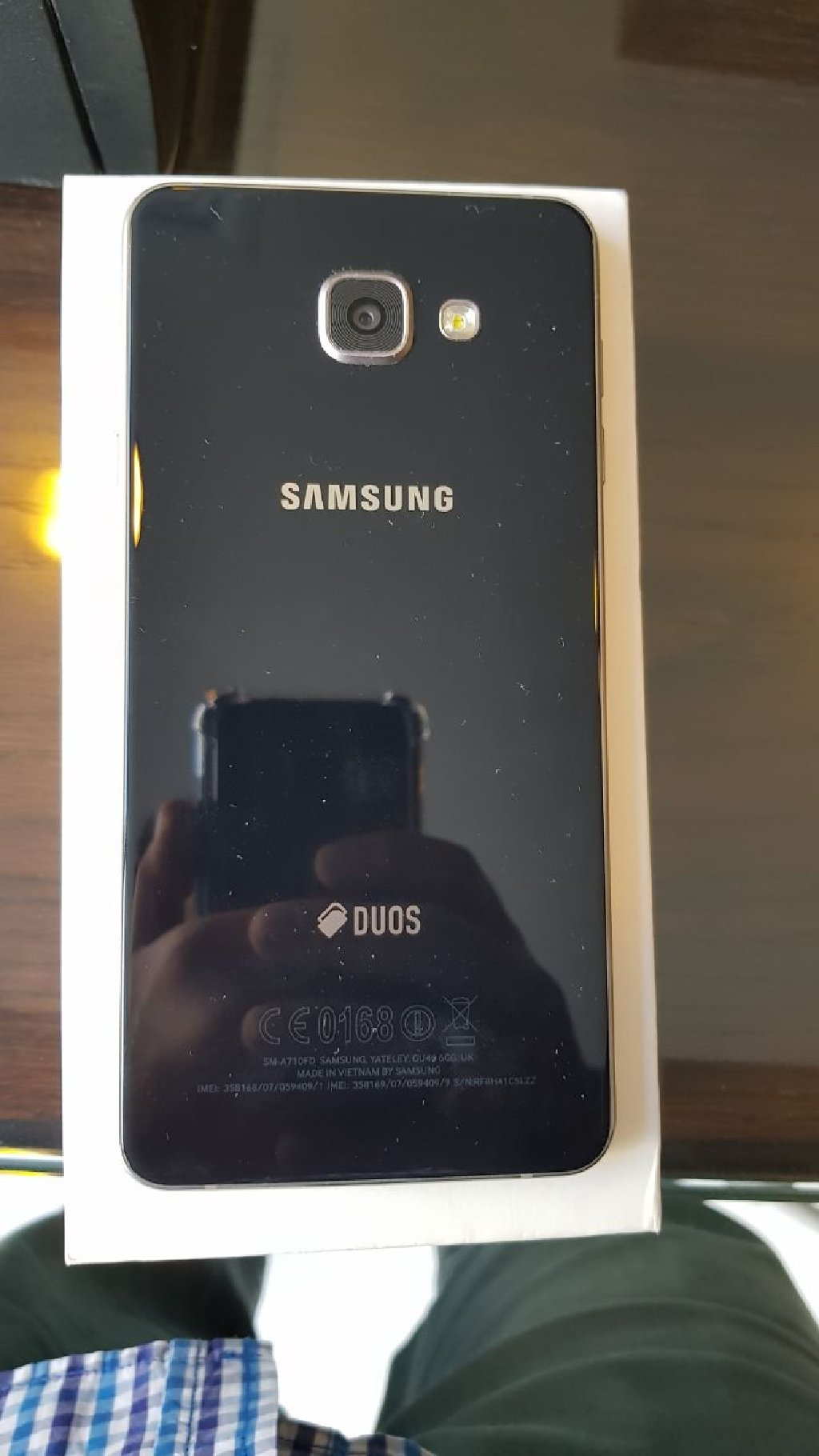 Samsung GALAXY A7 in Perfect Condition.