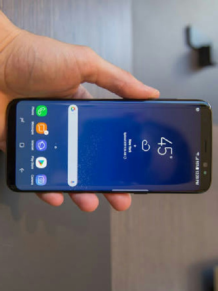 Samsung S8 on sale