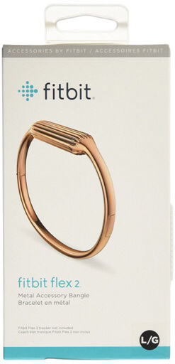 50% cash back!! Fitbit flex 2, golden