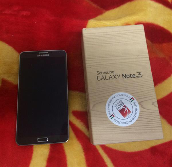 Samsung Note 3 Used (have Box And Charger)