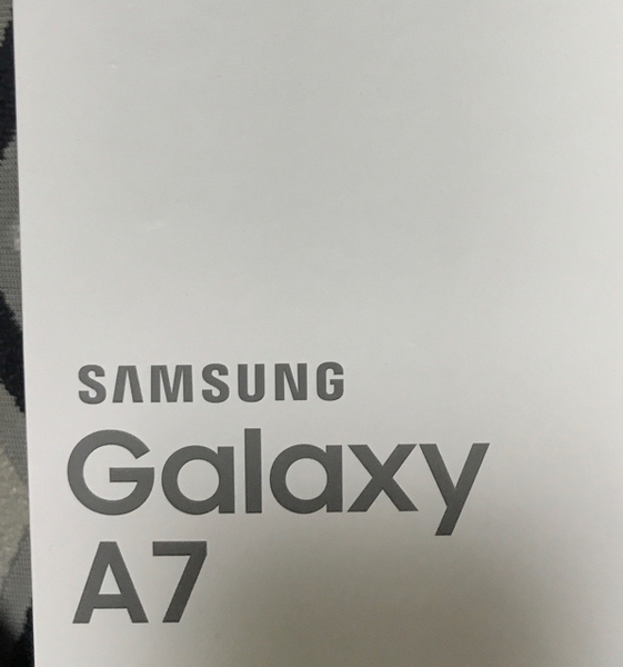 Samsung A7 Model 2017 32 GB For Sale