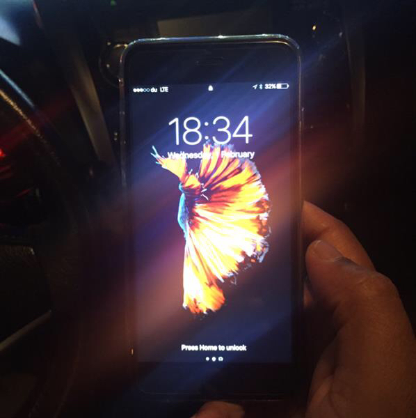 iPhone 6s Plus Used But In Very Good Condition No Fault No Scratches With Box And Headphone Plus Used Charger Original
