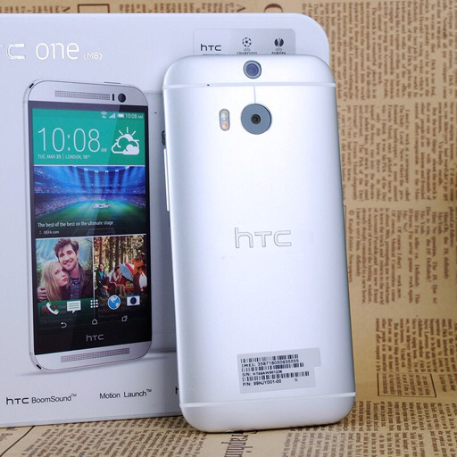 Htc one m8 brand new with 12 months warr
