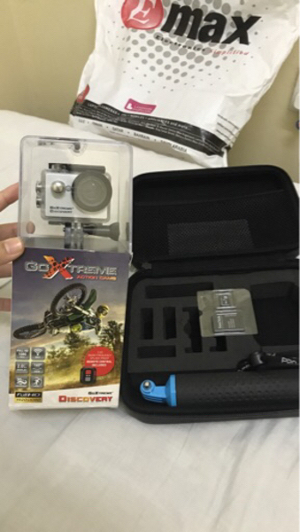 GO XTREME ACTION CAMS