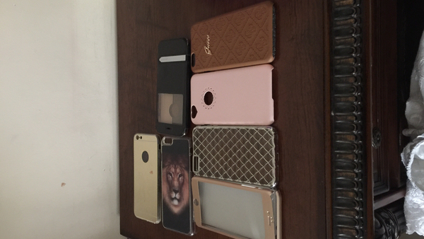 7 pcs covers for iPhone 6s Plus