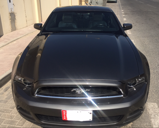 Ford Mustang Ford mustang 2013 for sale  Car is in excellent condition  Alloy company rims  Color- grey 2d Engine -3.7 L V6 HP 305  Cruise control  Automatic sports gear  New estamara till 2017 Km 60000 only Asking price 56000 negotiable  Please seriouse buyer can contact or whatsapp 31199877  time of call after 10am and before 10pm