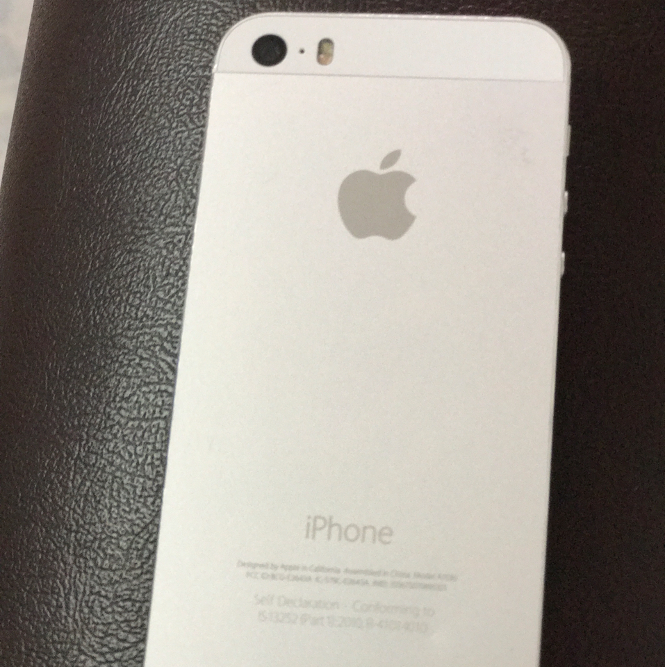 Ipho 5s 16 Gb Good Condition Only Restart Problm