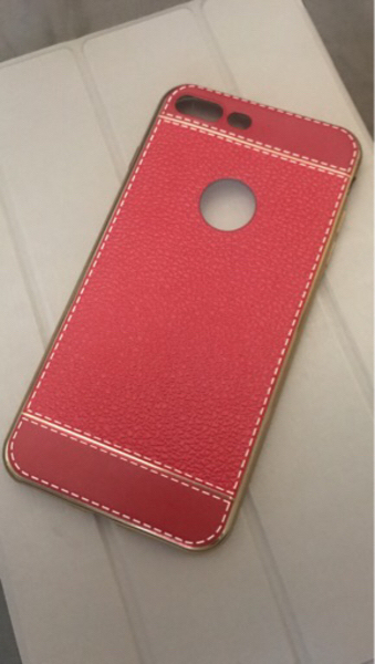 Leather cover for iPhone 7/8 plus