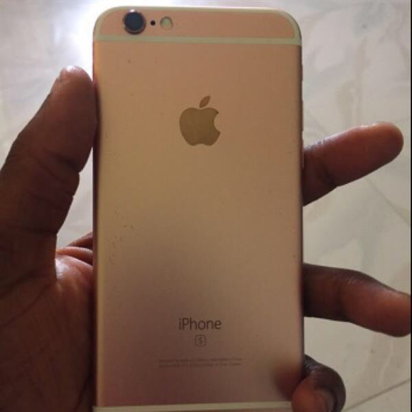 I Phone 6s 64gb Gold Fresh Conditions With All Accessories