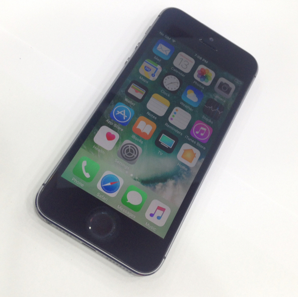 iPhone 5s 16GB Black (with 10.2 Jailbreak)