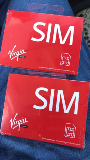 Limited stock VIRGIN SIM VIP NUMBERS