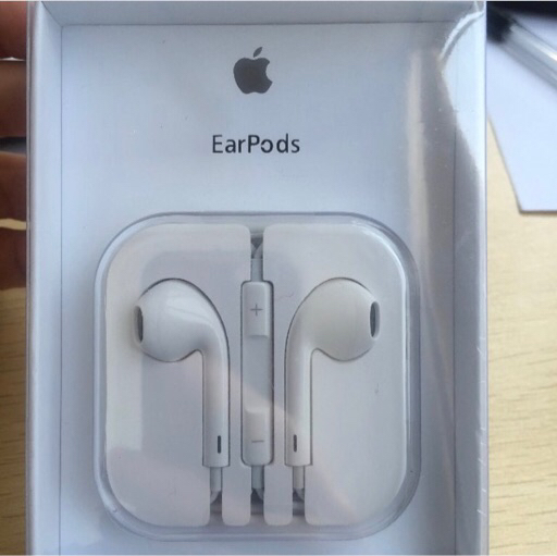 Authentic Apple Earpods For Sale,Sealed