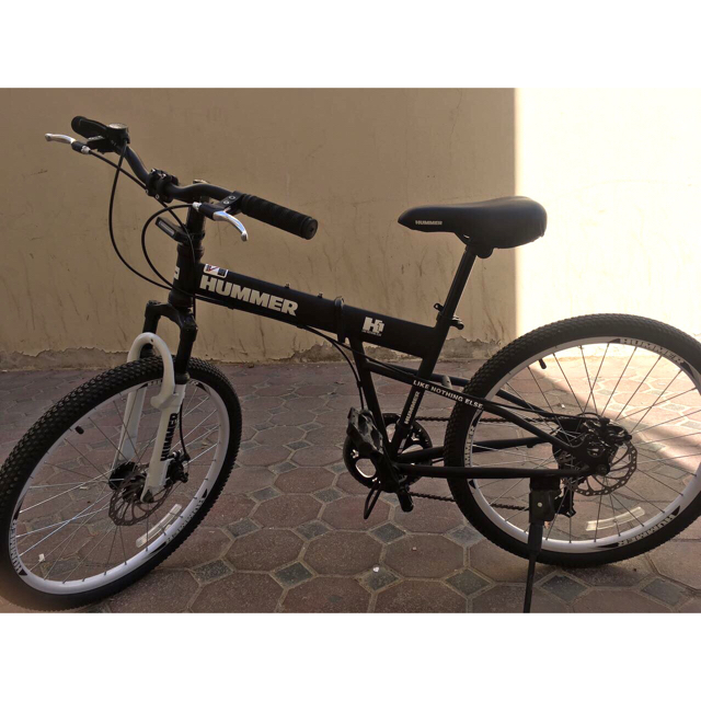Brand New Hummer H1 Matte Black And White Cycle. Brand New. No Problems