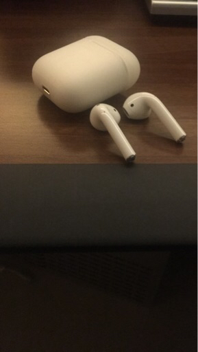 Earphone from Apple