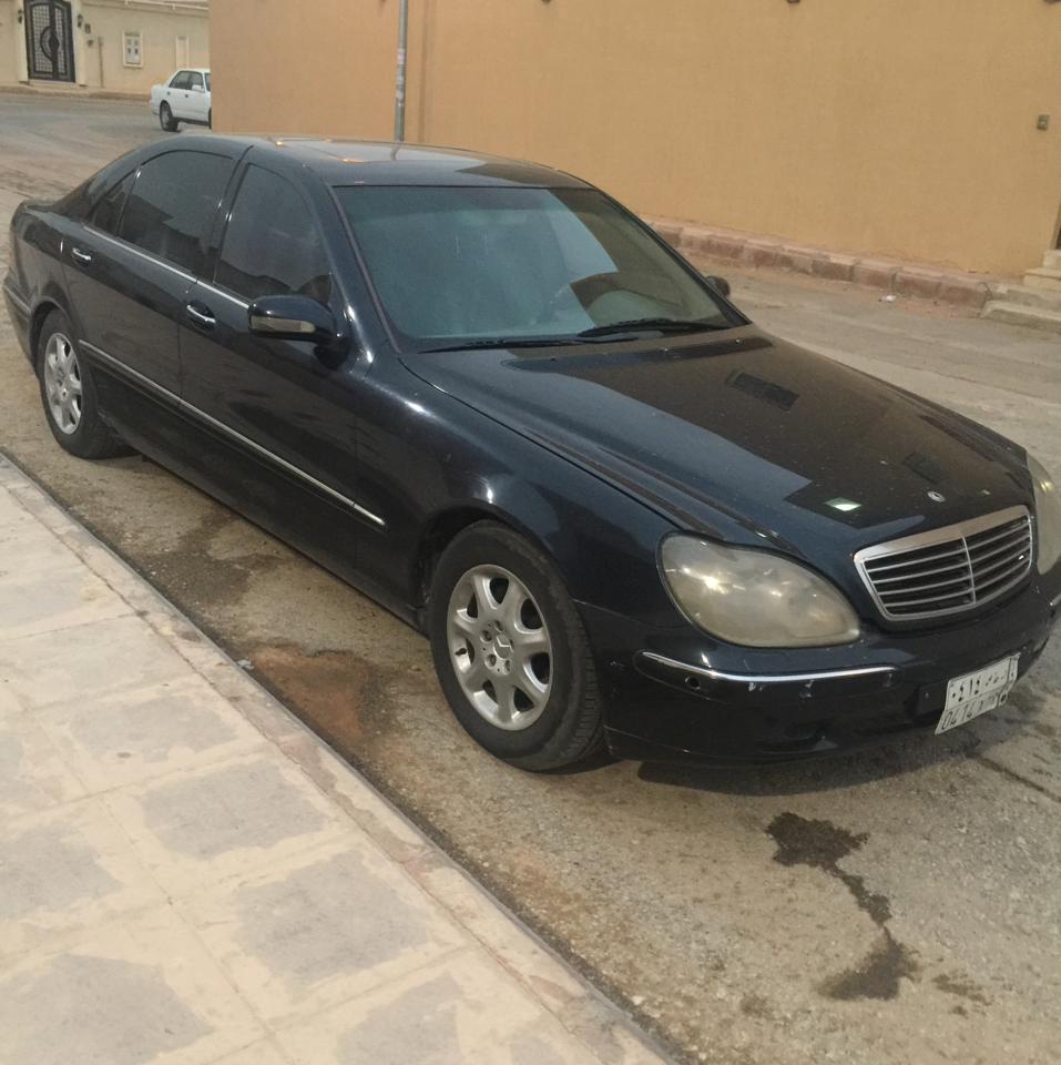 Mercedes-Benz For Urgent Sale. Price Negotiable