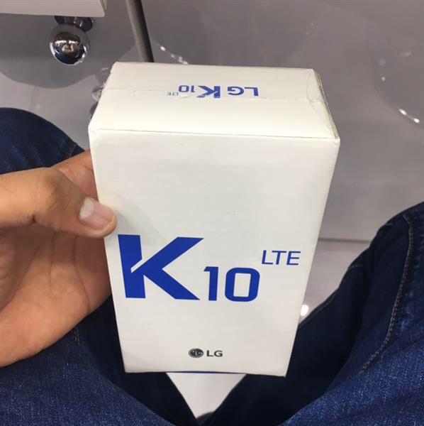 Lg k10 LTE Brand New Sealed Pack Unwanted Gift 🎁