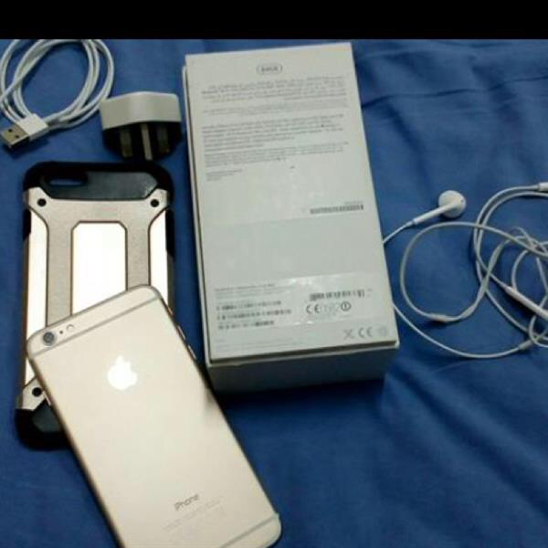 iPhone 6 Plus 64 Gb excellent Condition With All Accessories