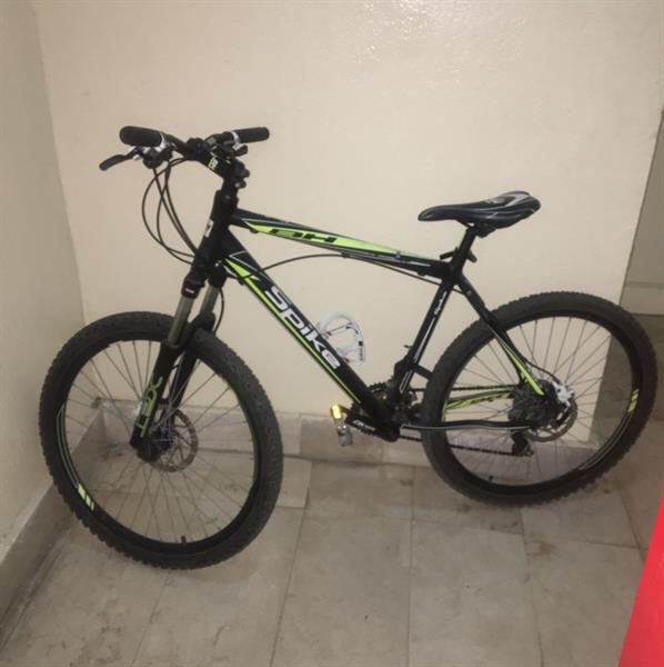 Cycle - Spike BH - worth 1200 AED Bill Is Available. No Silly Offers.