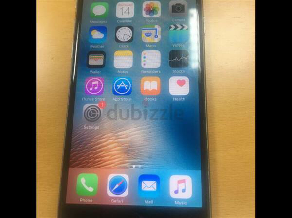 Iphone 6 , 64Gb. Space Gray With Charger