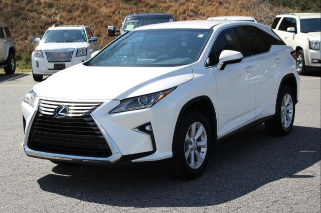 F/S : LEXUS RX 350 WHITE 2016 SUV FULL OPTION