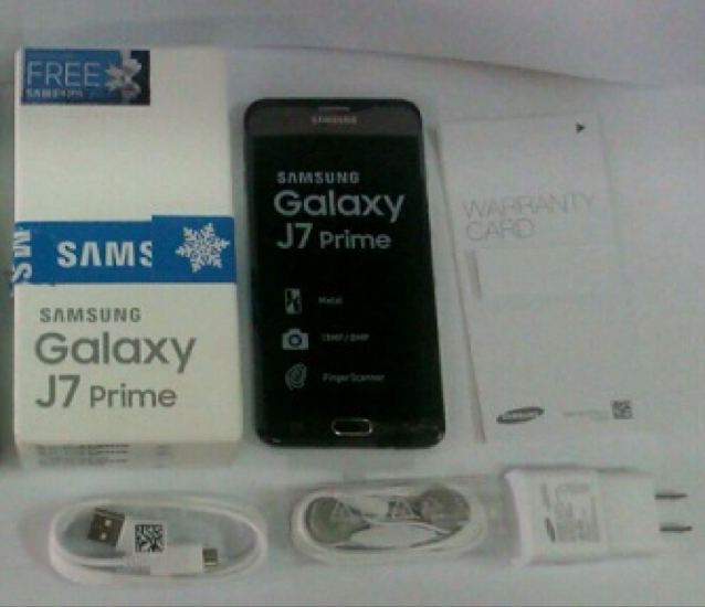Samsung J7 Prime Without Any Warranty Having Last Pcs Pack