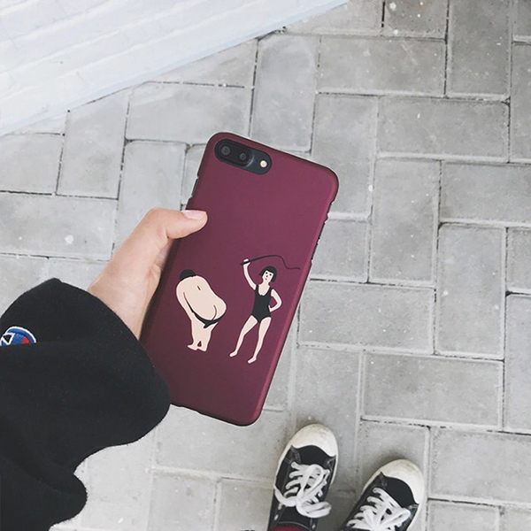 Spank Case For iPhone 7