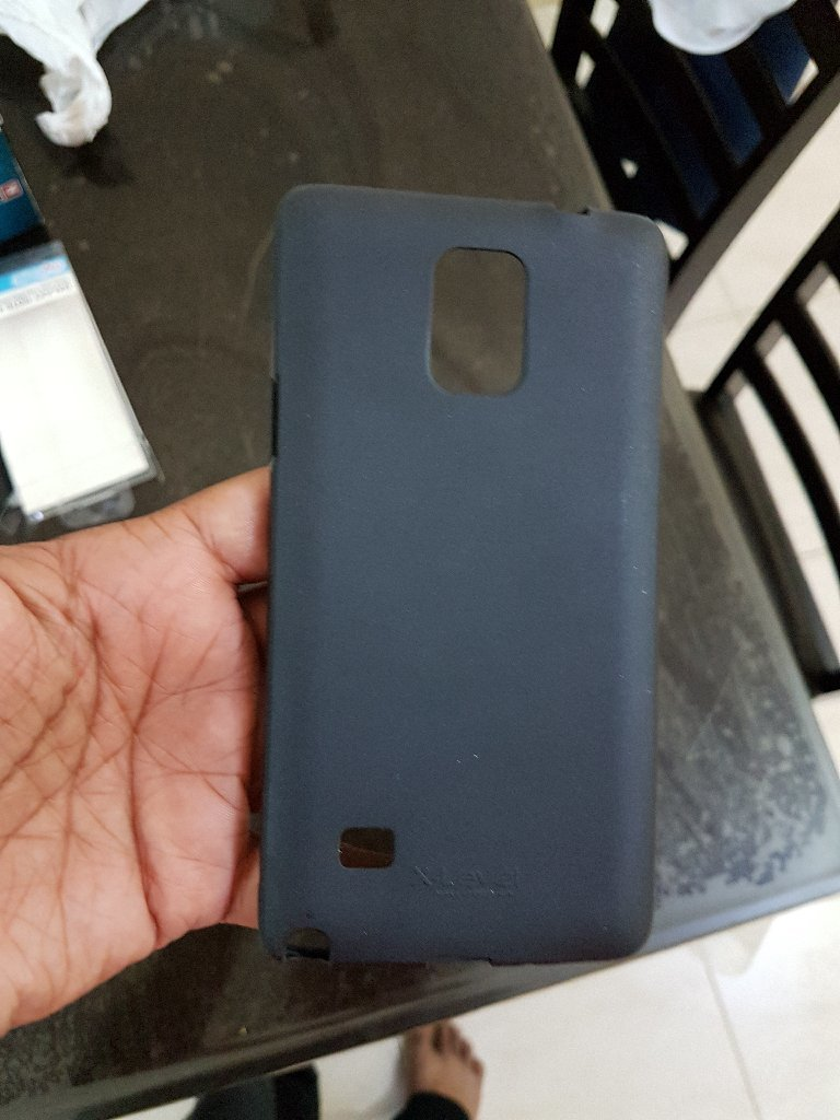 Note4 form cover
