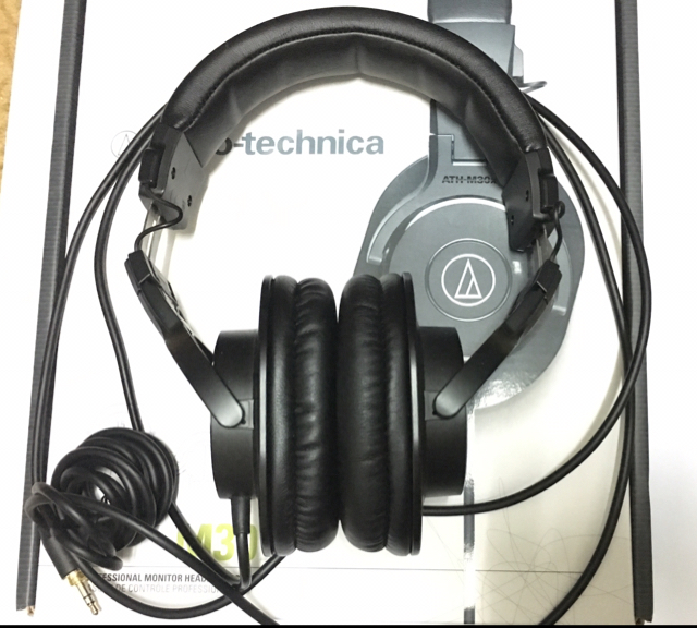 Audio Techica ATH-M30x