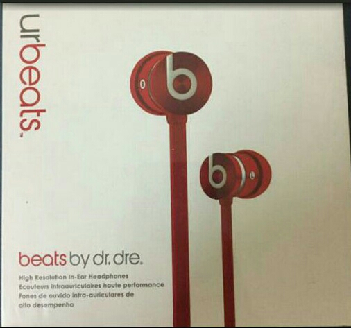 New Beats Earphone For Sale (Box Pack, Brand New)