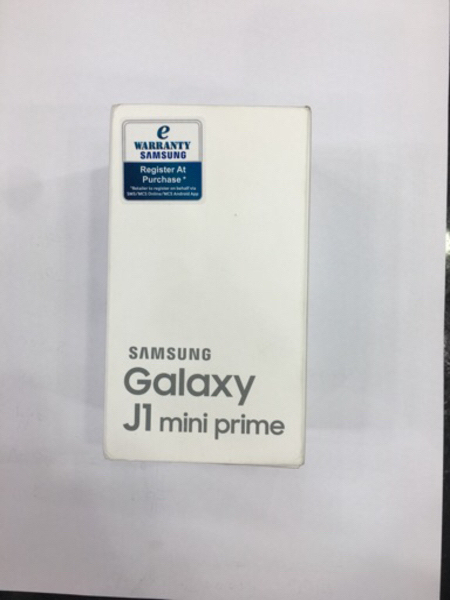 Samsung j-1 mini prime brand new