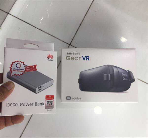 Gear Vr-2 +13000mAh Power Bank