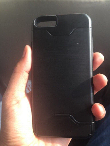 iPhone 6/6s Cover Shockproof