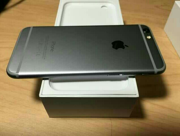 Iphone 6 # 64 Gb # Gold / Space Grey # With all Accessories #