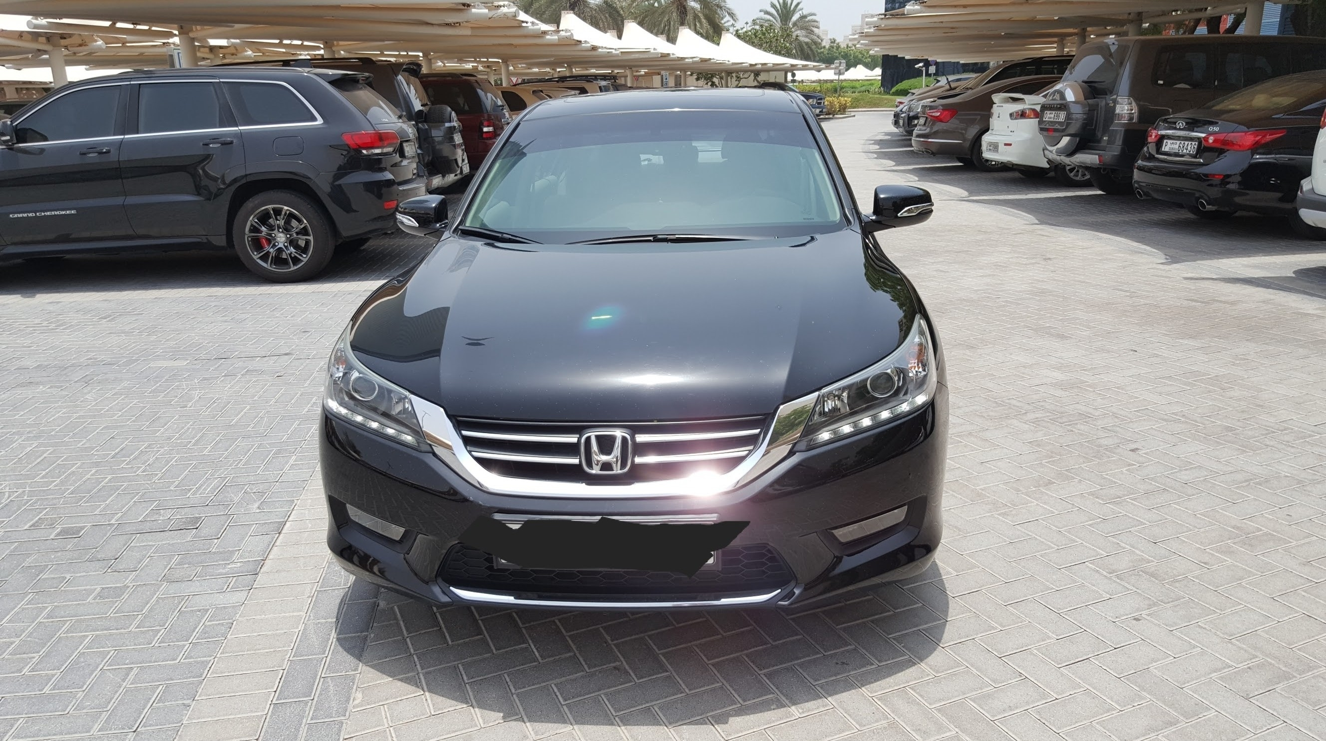 HONDA ACCORD MID OPTION