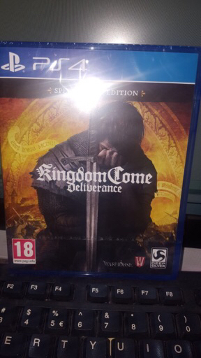 PS4 kingdom come
