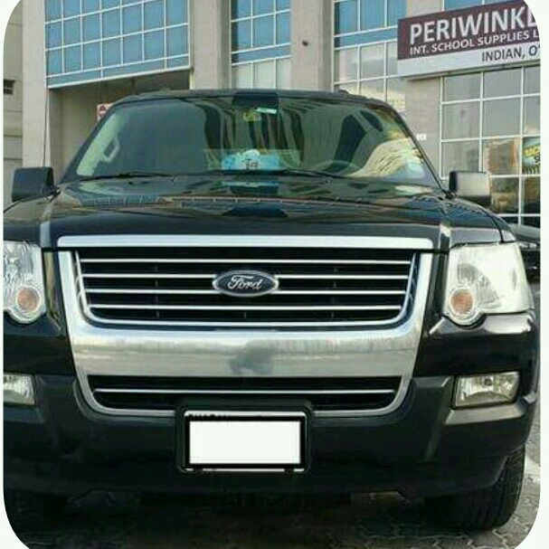 Ford explorer GCC 2007