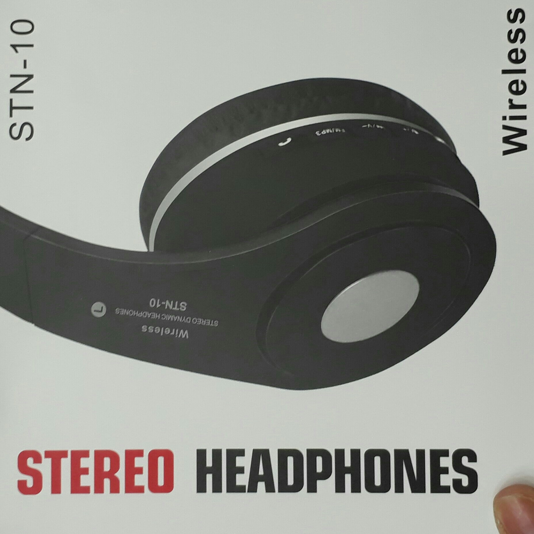 Wireless Stereo Head Phone......