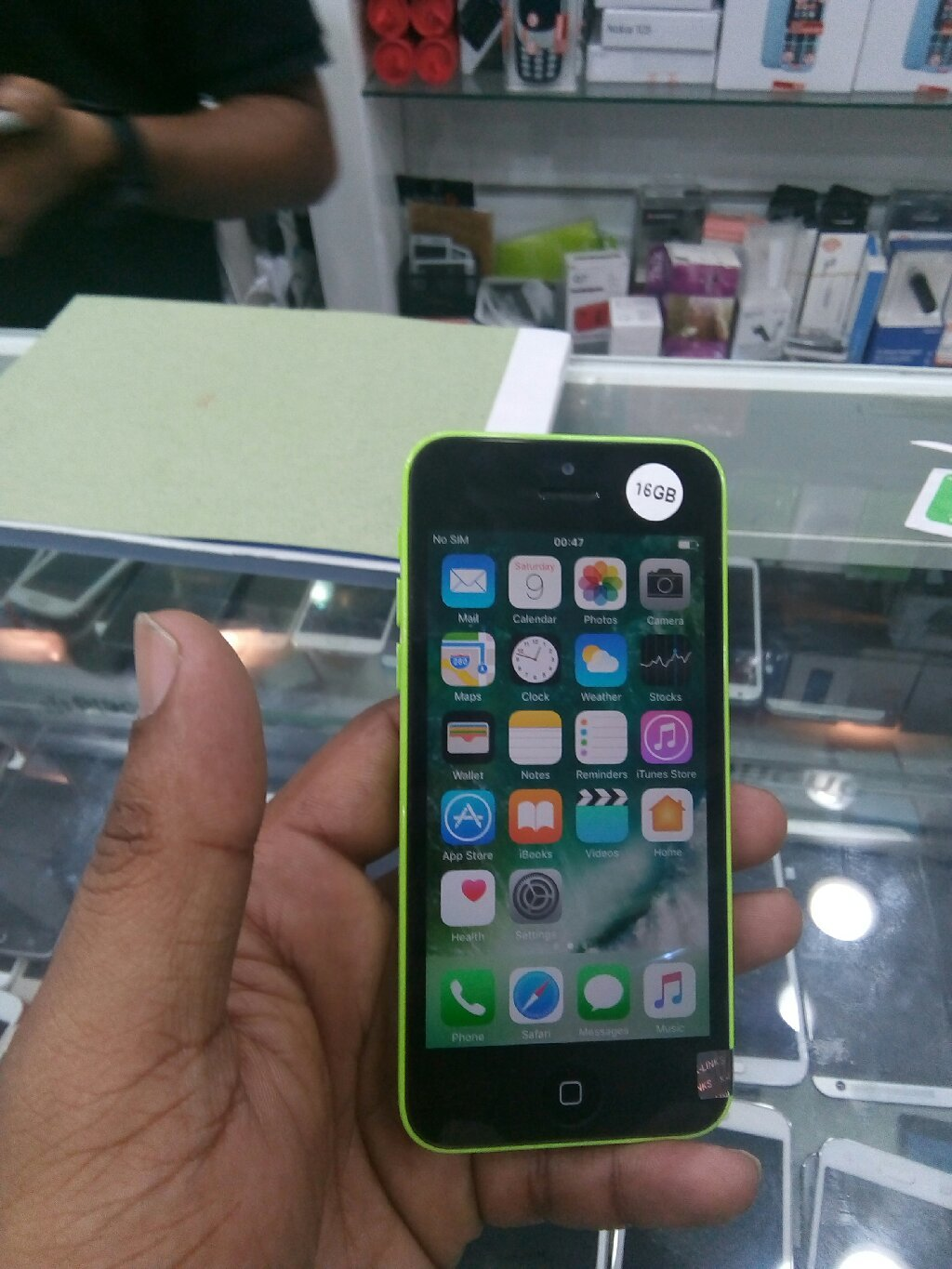 Iphone 5c used 16gb