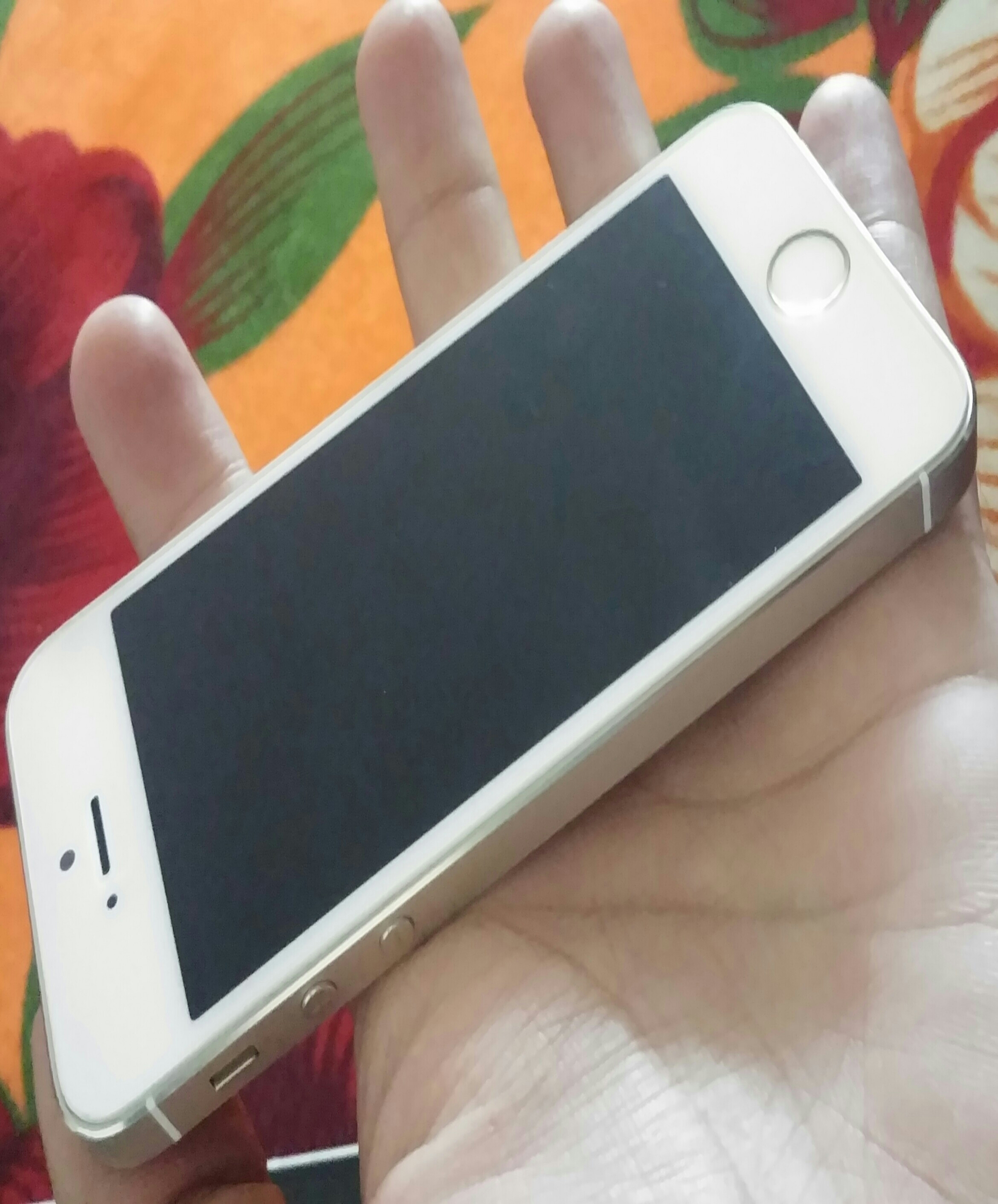 Iphone 5s Gold Used 16 GB