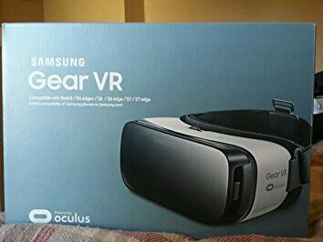 Samsung Gear VR Sealed Packed