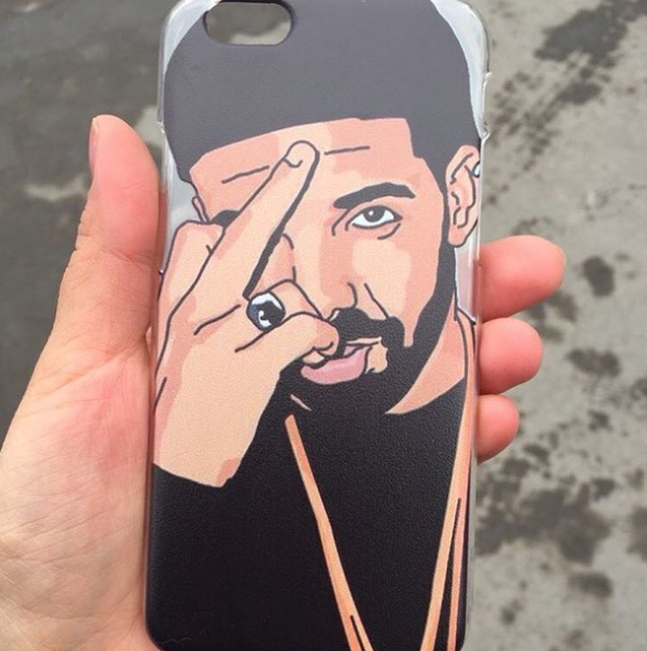 Drake case cover for iPhone 7
