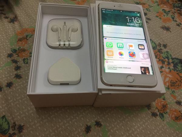 IPHONE6+64 Gb Good Condition